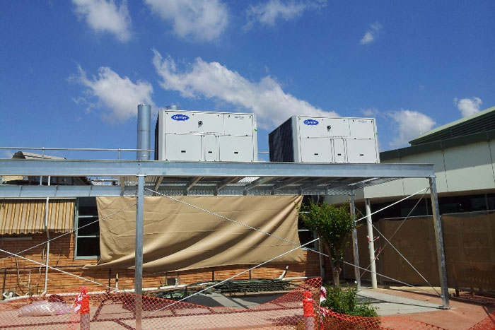 Kyabram Hospital, Victoria - Chilled Water System Upgrade